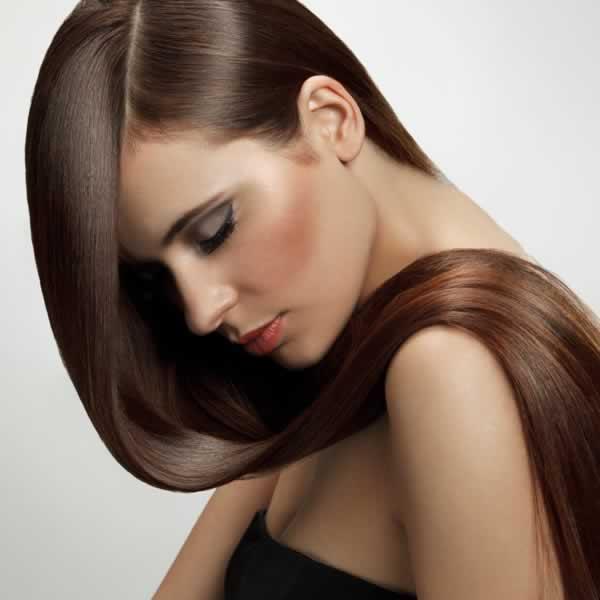 Beautiful Salon Styled Hair