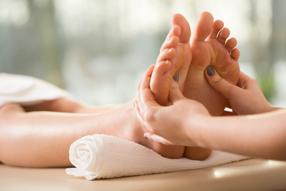5 Times to Try Reflexology