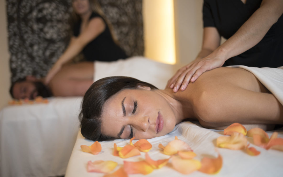 Relax After the Holidays at Our Las Vegas Massage Spa